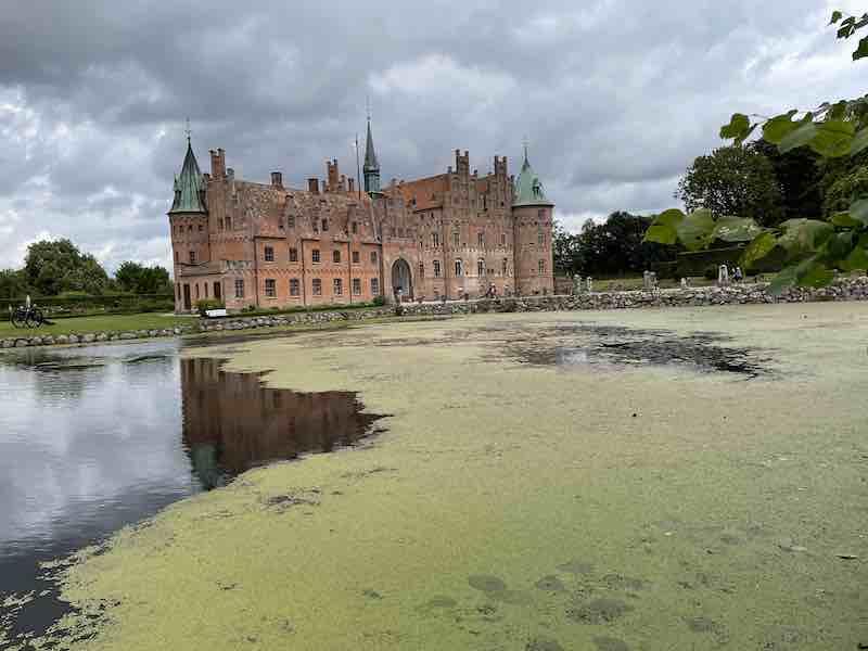 Denmark Day 4 - Egeskov castle